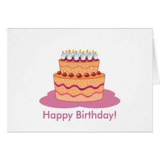 Joyeux anniversaire de votre Madame d'Avon - carte