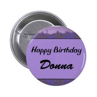 Joyeux anniversaire Donna Pin's