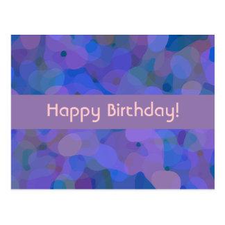 Joyeux anniversaire ! -- Joli résumé Carte Postale
