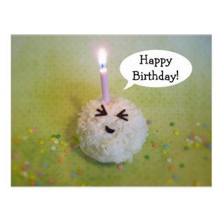 Joyeux anniversaire Onigiri - carte postale