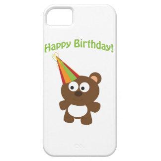 Joyeux anniversaire ! Ours Coque iPhone 5
