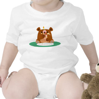 Joyeux anniversaire, peu d'ours ! ! t-shirts
