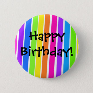 Joyeux anniversaire ! pin's