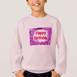 Joyeux anniversaire sweatshirt