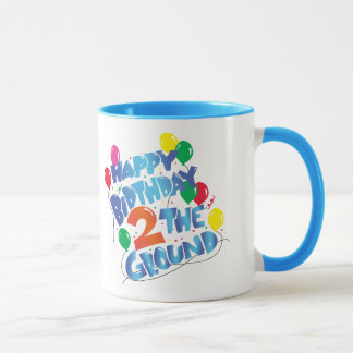Joyeux anniversaire tasses