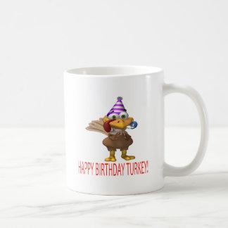 Joyeux anniversaire Turquie Mug