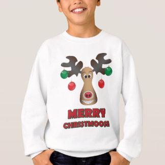 Joyeux Christmoose ! Sweatshirt
