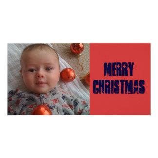 Joyeux Noël Photocartes