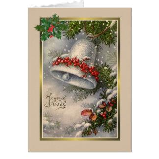 Joyeux Noel Cartes
