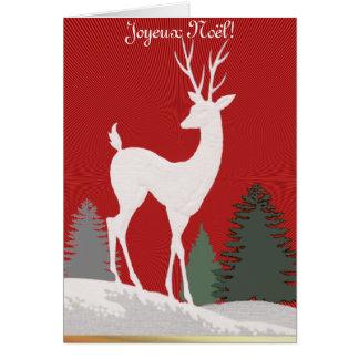 Joyeux Noël ! Cartes