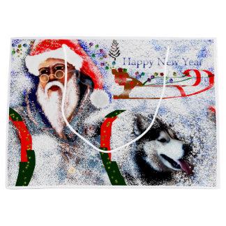 Joyeux Noël Grand Sac Cadeau