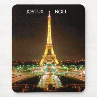 JOYEUX, NOEL (JOYEUX NOËL) TAPIS DE SOURIS