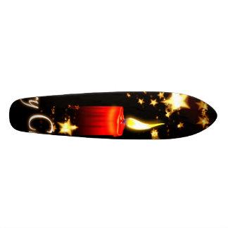 Joyeux Noël Plateau De Planche À Roulettes