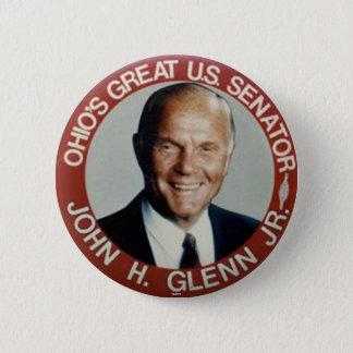Jr. de John Glenn - Bouton Pin's