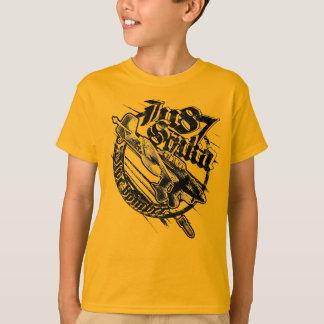 Ju 87 a badiné le T-shirt de T-shirt de ツョ de