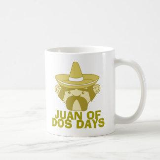 Juan des jours de DOS Mug
