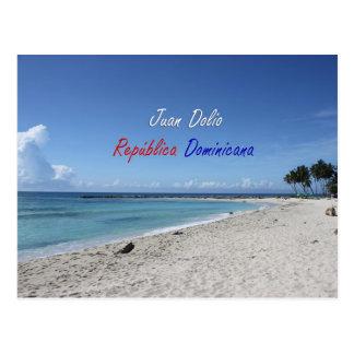 Juan Dolio República Español Dominicana Carte Postale