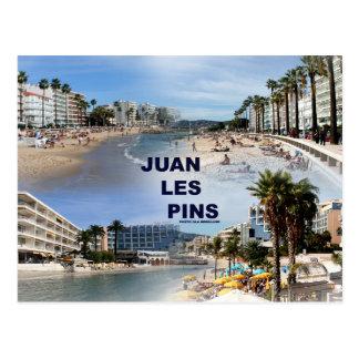 Juan Les Pins Carte Postale