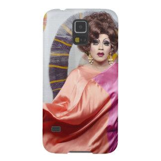 Juanita DAVANTAGE ! Coque Galaxy S5