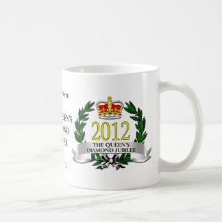 Jubilé de diamant mug