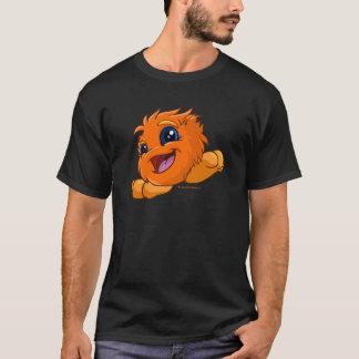 JubJub orange heureux T-shirt
