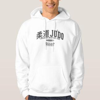 Judo Sweatshirt À Capuche