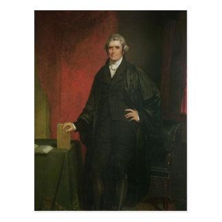 Juge en chef Marshall Cartes Postales