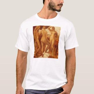 Jugement de Paris par des watts de George T-shirt