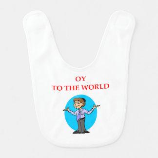 juif bavoirs pour bébé