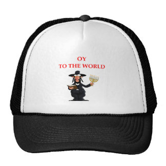 juif casquettes