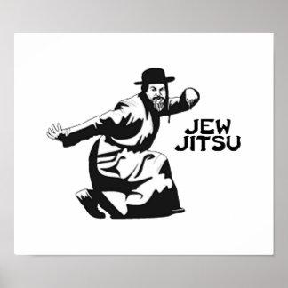 Juif Jitsu Posters