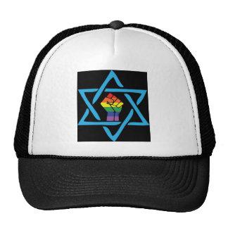 Juif noir gai casquette