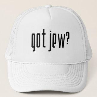 juif obtenu ? Casquette