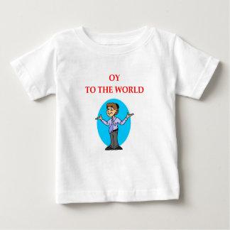 juif t-shirt pour bébé