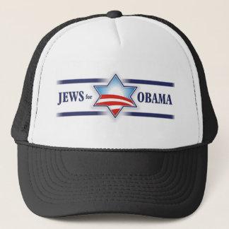 Juifs pour le casquette d'Obama