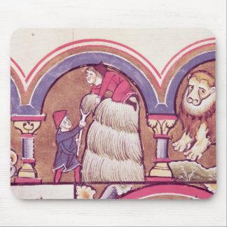 Juillet : Moisson du foin Tapis De Souris