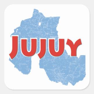 Jujuy Sticker Carré