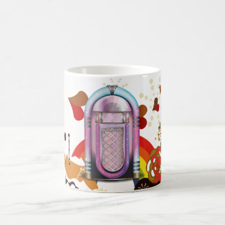Juke-box Mug