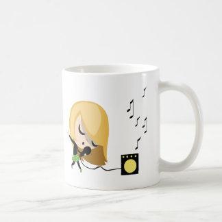Jules le chanteur mug