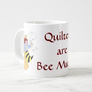 JumboMugs réfléchi par abeille Mug