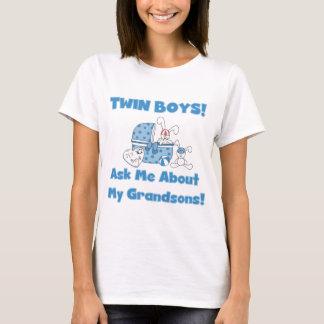 Jumeau-Demandez sur mes T-shirts et cadeaux de