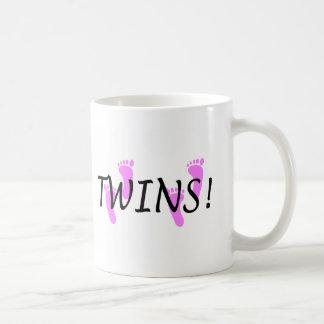 Jumeau (fille) mug