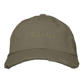 Jungle Instinct™_Kiboko_ Casquette Brodée