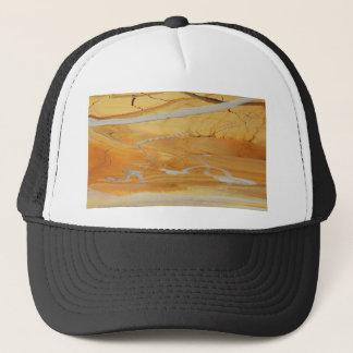 Jungle jaune casquette