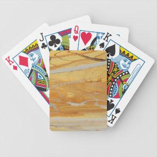 Jungle jaune jeu de cartes