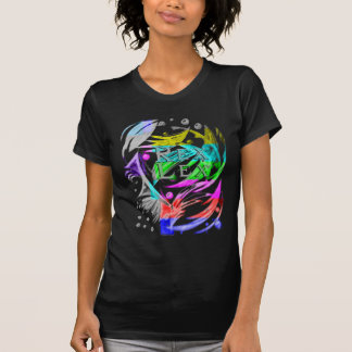 Jungle T de couleur T-shirt