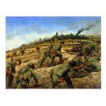 Jungleers sur Biak par Keith Rocco Cartes Postales