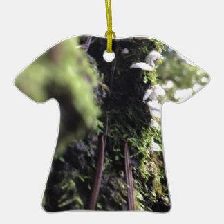 Jupes féeriques ornement t-shirt en céramique