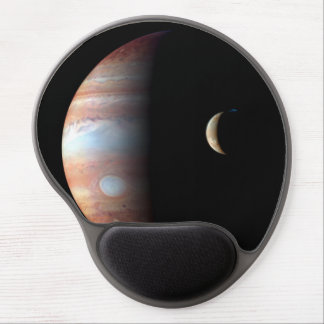 Jupiter et E/S Tapis De Souris Gel
