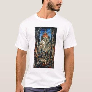 Jupiter et Semele, 1894-95 (huile sur la toile) T-shirt